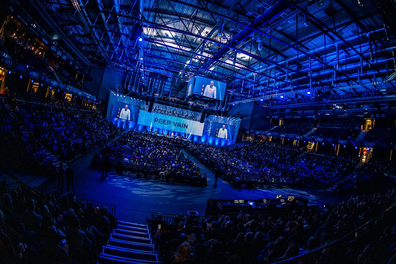 Peep Vain Eesti suurimal koolitusel: 7 sammu enesekindluse suunas